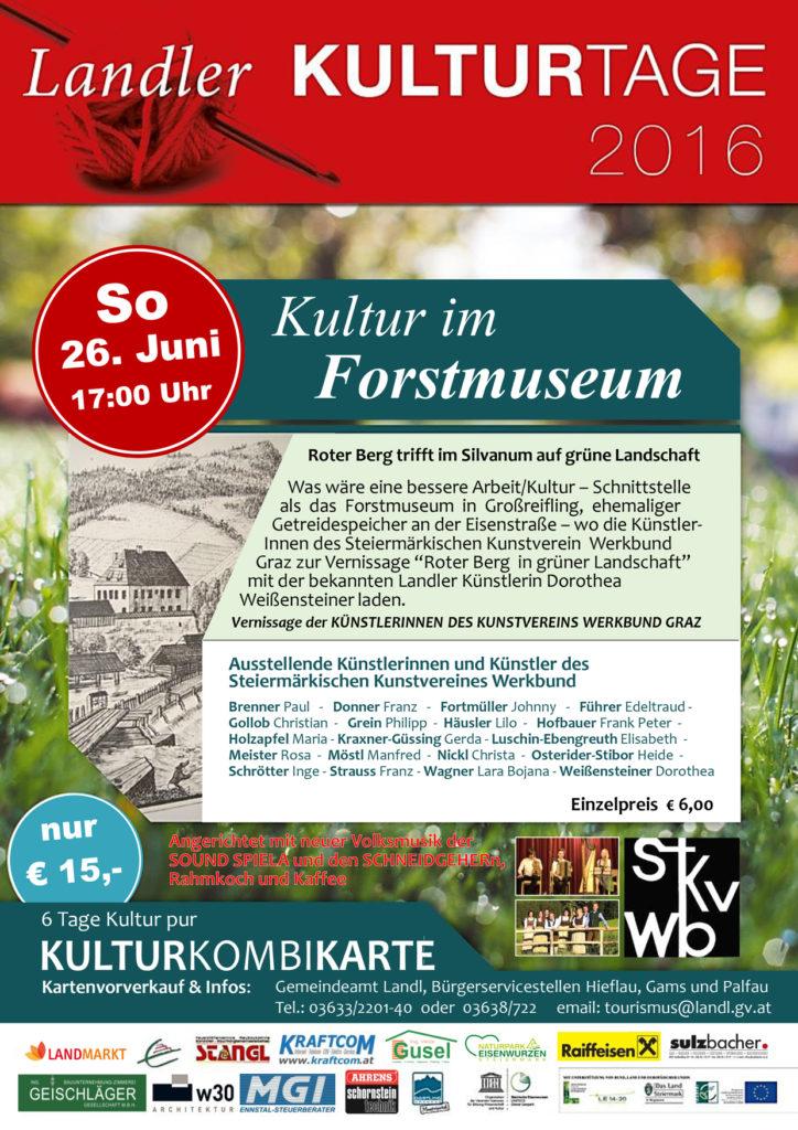 Kulturtage2016