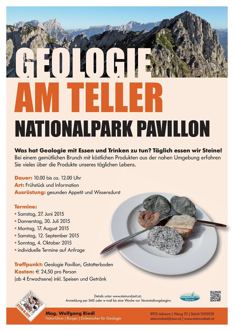 Plakat Teller