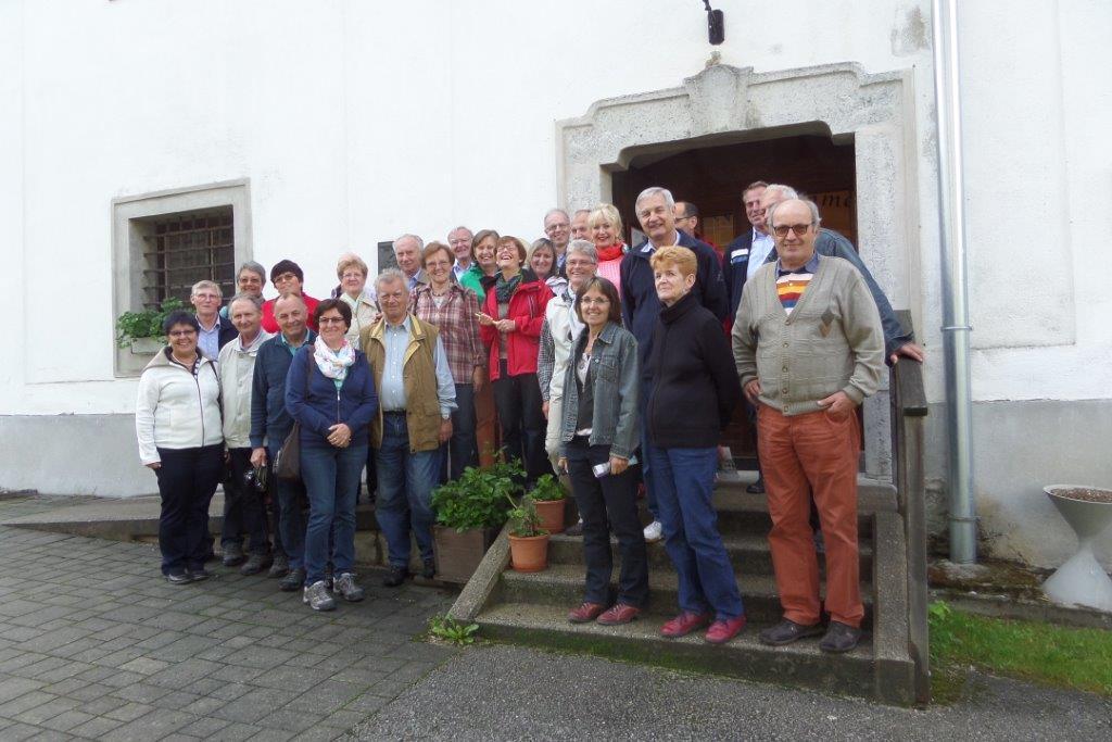 Volkstanzgruppe Mistlbach 2015